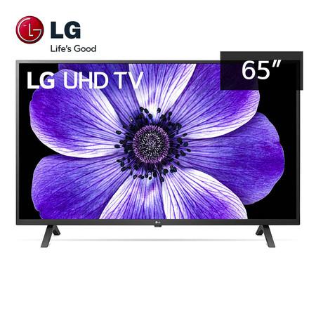 LG UHD 4K Smart TV ขนาด 65 นิ้ว รุ่น 65UN7000PTA
