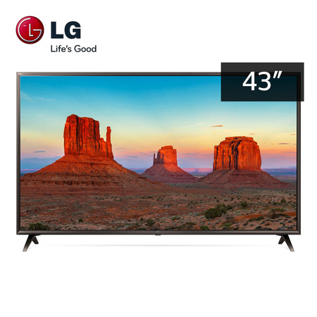 LG UHD 4K Smart TV รุ่น 43UK6320PTE ขนาด 43 นิ้ว