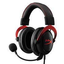 HyperX Cloud II - Pro Gaming Headset (Red) (HX-HSCP-RD)