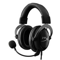 HyperX Cloud II - Pro Gaming Headset (Gun Metal) (HX-HSCP-GM)