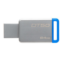 Kingston 64GB DataTravel 50 USB 3.1 Flash Drive (DT50-64GB)