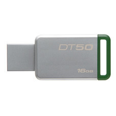 Kingston DataTravel 50 16GB USB 3.0 Flash Drive (DT50/16GB)