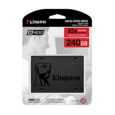 Kingston A400 240GB SSD SATA3 2.5