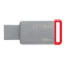 Kingston DataTravel 50 32GB USB 3.0 Flash Drive (DT50/32GB)