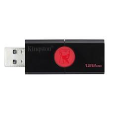 Kingston DataTraveler 106 128GB USB 3.0 Flash Drive (DT106/128GB)