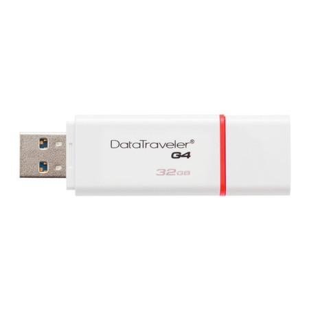 Kingston DataTraveler G4 32GB USB 3.0 Flash Drive (DTIG4/32GB)