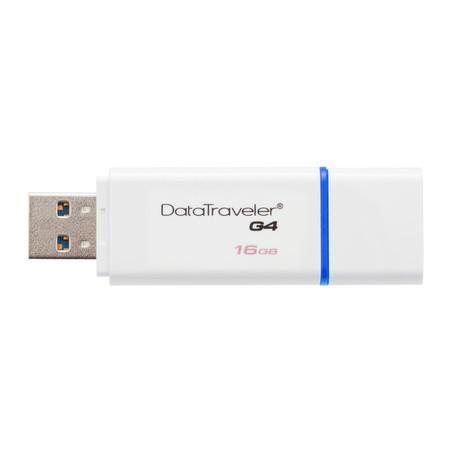 Kingston DataTraveler G4 16GB USB 3.0 Flash Drive (DTIG4/16GB)