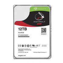 "Seagate Ironwolf NAS HDD 3.5"" 5900RPM 12TB (ST12000VN0007)"