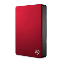 "Seagate Backup Plus 2.5"" Portable Drive 5TB Red (STDR5000303)"