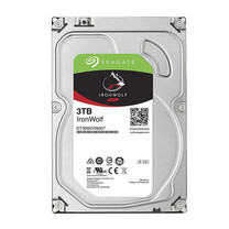 """Seagate Ironwolf NAS HDD 3.5"""" 5900RPM 3TB (ST1000VN007)"""