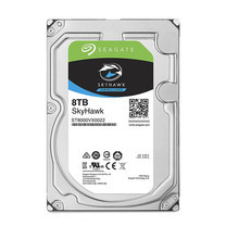 "Seagate SkyHawk Surveillance HDD 3.5"" 7200RPM 8TB (ST8000VX0022)"