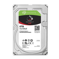 "Seagate Ironwolf NAS HDD 3.5"" 7200RPM 6TB (ST6000VN0041)"