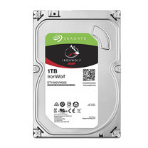 """Seagate Ironwolf NAS HDD 3.5"""" 5900RPM 1TB (ST1000VN002)"""