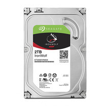 """Seagate Ironwolf NAS HDD 3.5"""" 5900RPM 2TB (ST2000VN004)"""