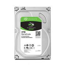 "Seagate BarraCuda HDD 3.5"" SATA-III 3TB (ST3000DM007)"