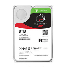 Seagate Ironwolf Pro NAS HDD 35