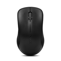 Rapoo 1620 2.4Ghz Optical Wireless Mouse with 1000 DPI ( MS1620-BK )