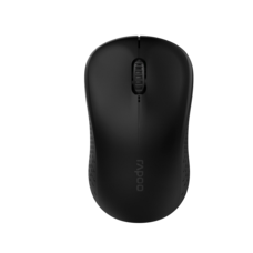 Rapoo M20 Wireless Optical Mouse 2.4GHz สีดำ (MSM20)