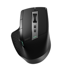 Rapoo MT750S Multi-mode Wireless Mouse Bluetooth 3.0/4.0 2.4GHz ( MT750s-BK )