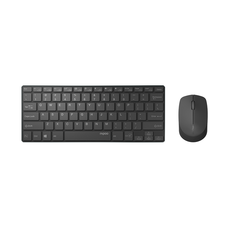Rapoo 9000M Multi-mode Silent Keyboard & Mouse 3.0/4.0 2.4G : ไทย/ ENG