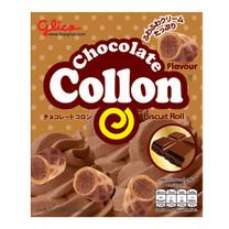 กูลิโกะ โคลลอน สอดไส้ครีมรสช็อกโกแลต
