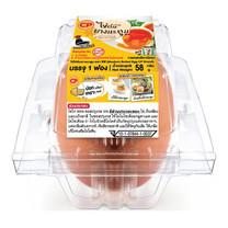 ไข่ต้มยางมะตูมซีพี(1ฟอง)