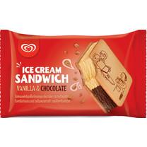 วอลล์ไอศกรีม แซนวิช