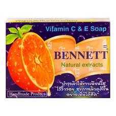 สบู่วิตามินอีเบนเนทซีแอนด์อี สีส้ม 130 กรัม