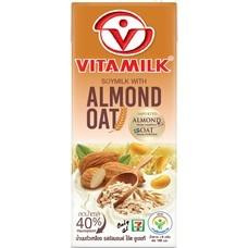 นมถั่วเหลืองUHTไวตามิลค์ อัลมอนด์โอ๊ต ด. 230