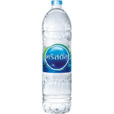 น้ำดื่มคริสตัล1.5ลิตร
