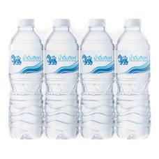น้ำดื่มสิงห์ 600 มล.แพ็ค12