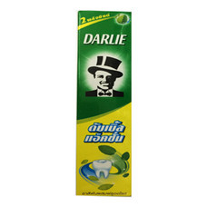 ยาสีฟันดาร์ลี่ดับเบิ้ลแอคชั่น 35 กรัม
