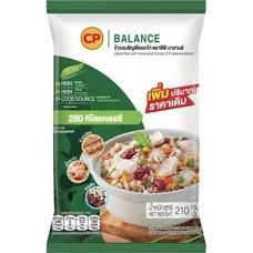 ข้าวอบธัญพืชและไก่ CP Balance