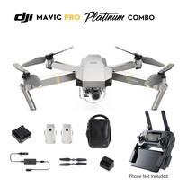 DJI MAVIC PRO Platinum Combo Set