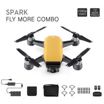 DJI Spark Flymore Combo Yellow