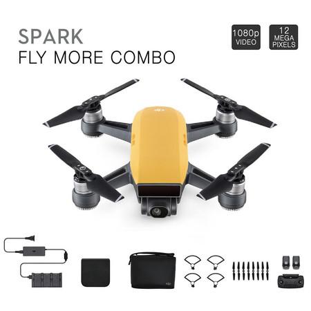 DJI Spark Flymore Combo Yellow