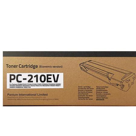 Pantum Toner รุ่น PC-210EV หมึกแท้