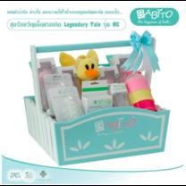 ชุดกระเช้ารับขวัญเด็กแรกเกิด Babito รุ่น Happy Vintage – MG