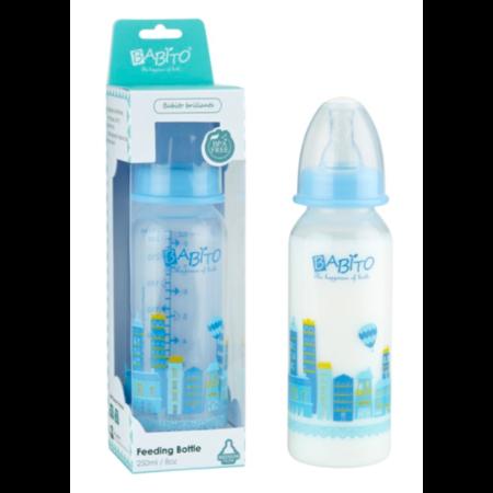 BABITO ขวดนม+จุกนม Babito BPA FREE รุ่น Charismata 8 Oz