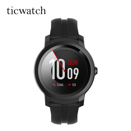 นาฬิกา Smartwatch TicWatch E2 - Shadow