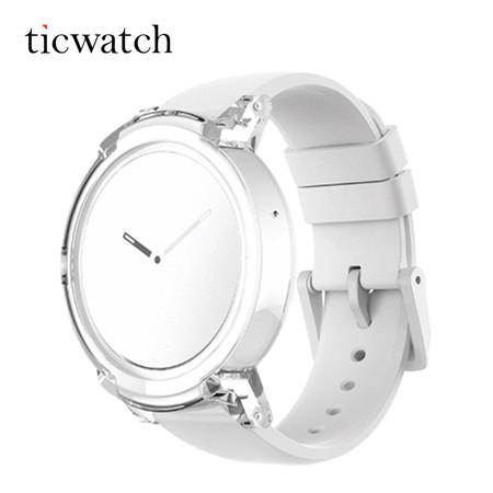 นาฬิกาสมาร์ทวอทช์ TicWatch E Express - Ice