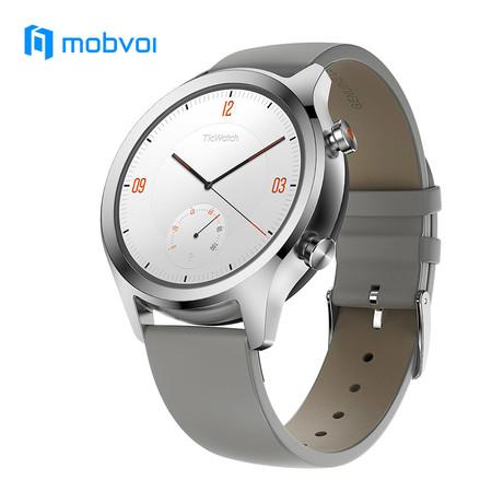 นาฬิกาสมาร์ทวอทช์ TicWatch C2 Titanium
