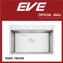 อ่างล้างจาน รุ่น TOZEN 780/520