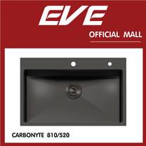 อ่างล้างจาน รุ่น CARBONYTE 810/520