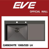 อ่างล้างจาน รุ่น CARBONYTE 1000/520 LH