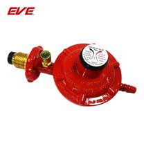 EVE หัวปรับแรงดันต่ำแก๊สปิโตรเลียมเหลวชนิดมีปุ่มเซฟตี้ รุ่น LPG LOW PRESSURE REGULATOR LR32