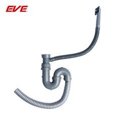 EVE ท่อน้ำทิ้งดักกลิ่น 1 ทาง ชนิดปลายสายอ่อน รุ่น 1 WAY SIPHON METAL PLAST