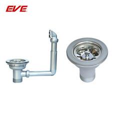 EVE สะดือน้ำล้น + สะดือน้ำไม่ล้น DL/IM (สำหรับอ่างล้างจาน 2 หลุม) รุ่น 2 BOWLS 3.5