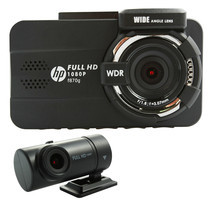 HP F870G BLACK CAR CAMCORDER 3.0 IN -COLOR LCD SCREEN BONUS