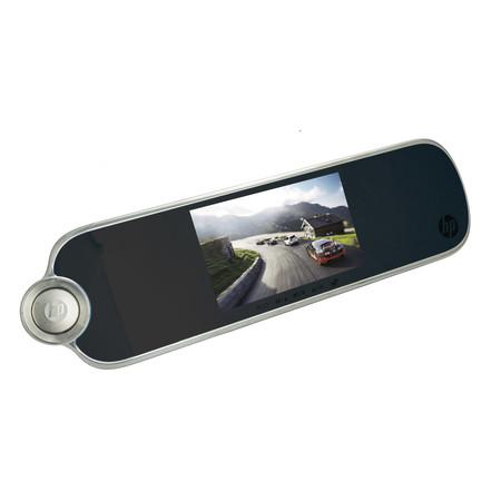 HPกล้องติดรถยนต์ รุ่น F770(2) GREY CARCAMCORDER5inCOLORLCDSUPERHD1080P